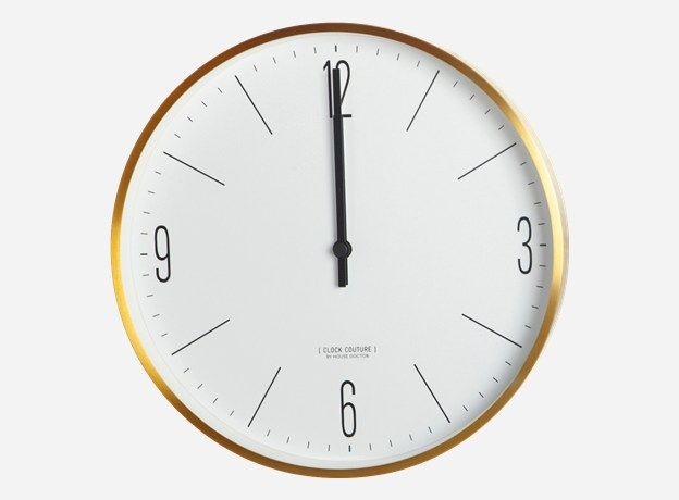 The perfect wall clock I've been looking for, but the website is in Danish and there's no price info. Ack! Anyone know Danish?