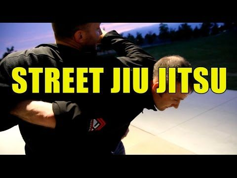 MUST SEE!! Street Effective Jiu Jitsu Technique! - YouTube