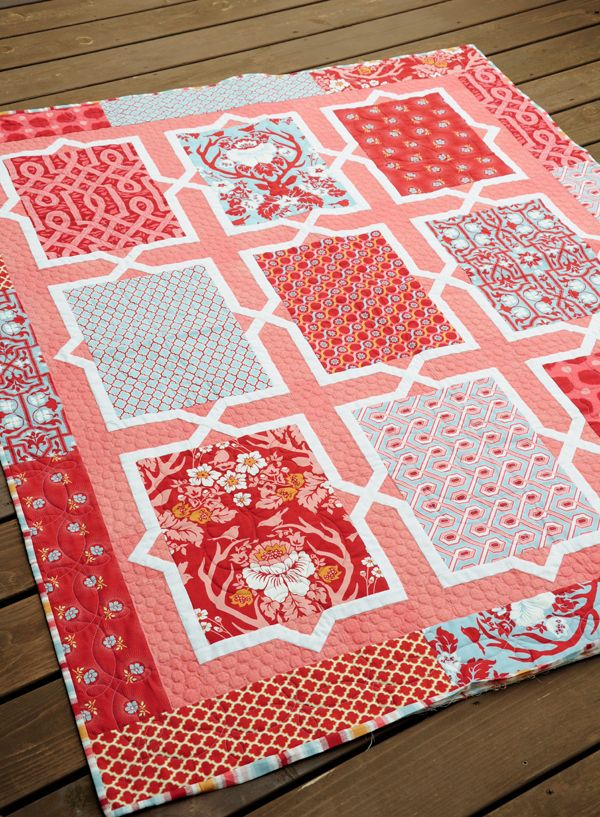 Spanish Tiles Quilts Quilt Patterns Quilting Designs