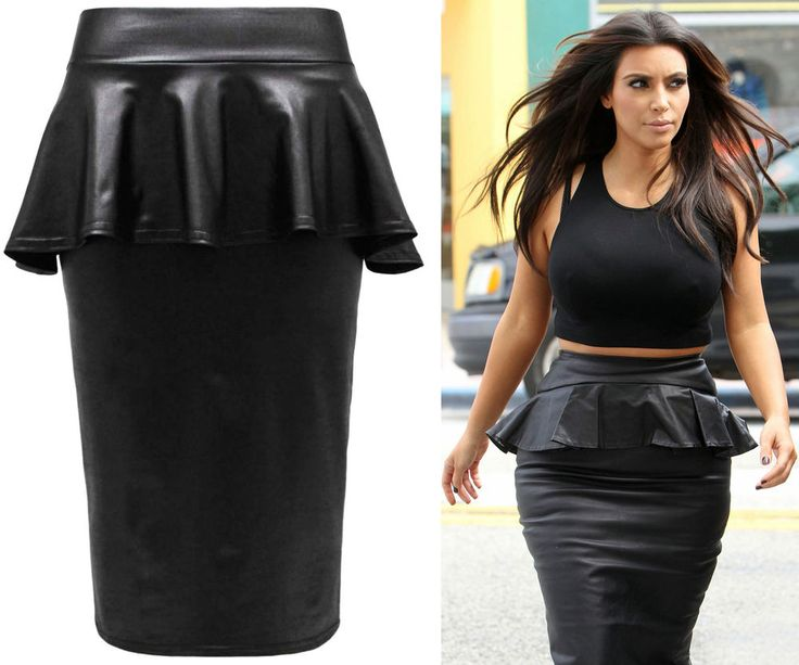 51 best images about Plus Size Peplum Skirts on Pinterest | Pencil ...