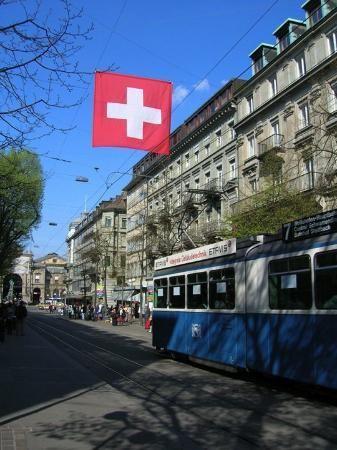 chanel switzerland | Bahnhofstrasse - Chanel - Foto di Bahnhofstrasse, Zurigo - TripAdvisor