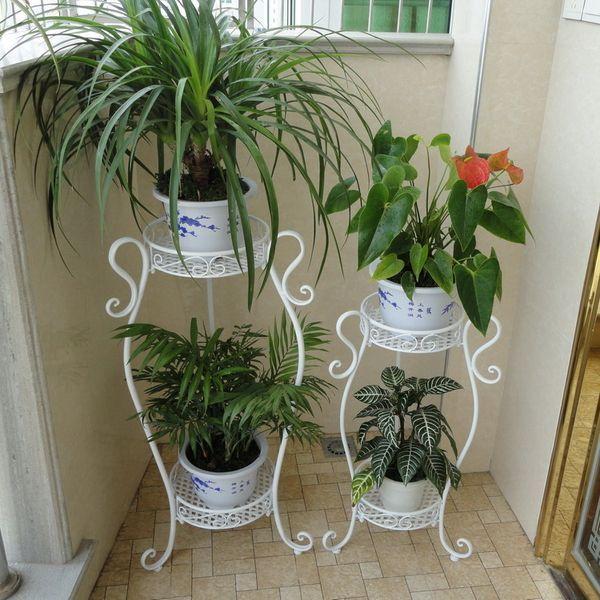 Домашние подставки под цветы