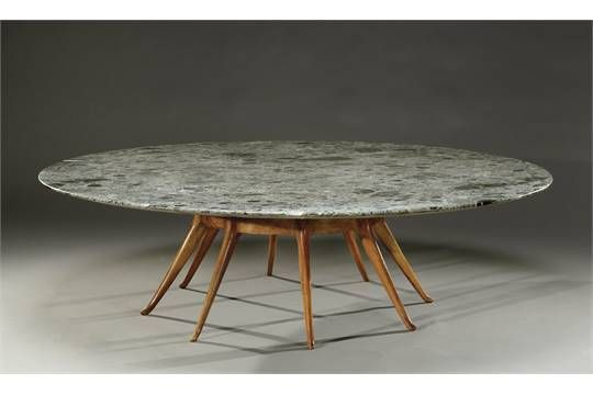 GUGLIELMO ULRICH // What if you made a similar coffee table out of terrazzo?? #terrazzo #terrazzodesign #pinspiration