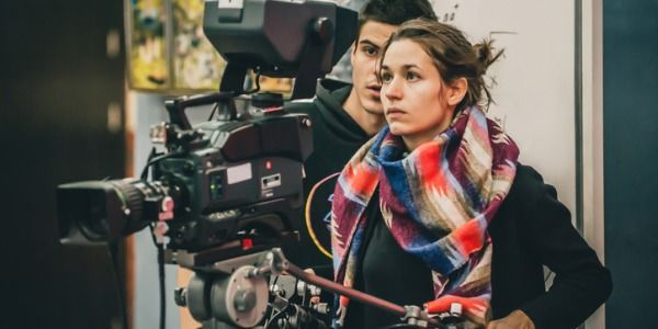 A filmmaker is in charge of making, leading, and developing