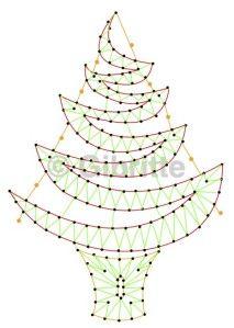 tree kerstboompje