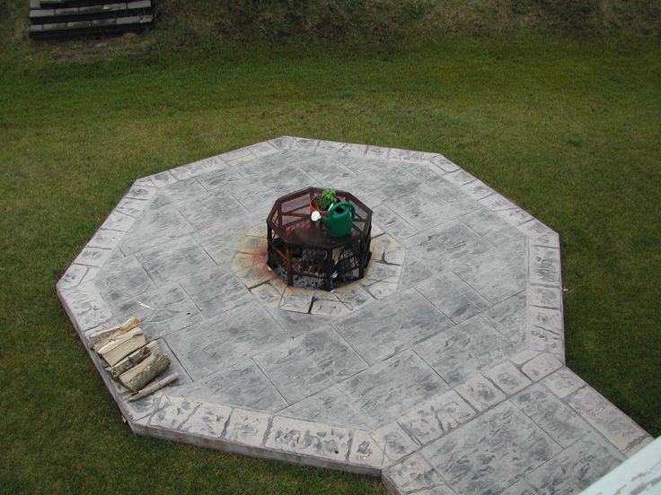 Fabulous Outdoor Fire Pit Designs To Make Cozy Backyard Patio Design Ideas: Fire  Pits Grills