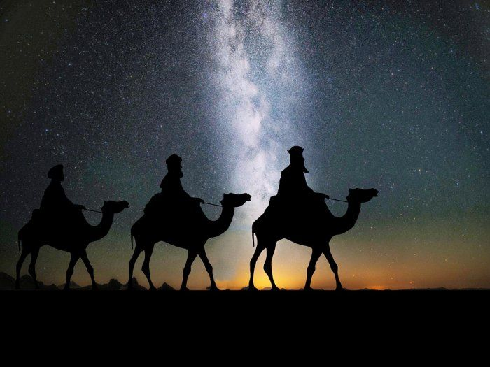 What The Magi Had In Common With Scientists