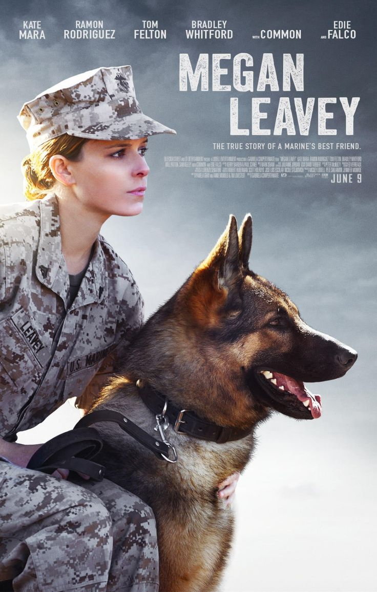 Return to the main poster page for Megan Leavey (#2 of 2)