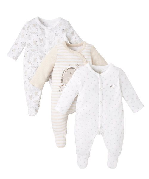 Hedgehog Sleepsuits http://www.parentideal.co.uk/mothercare---baby-clothes.html