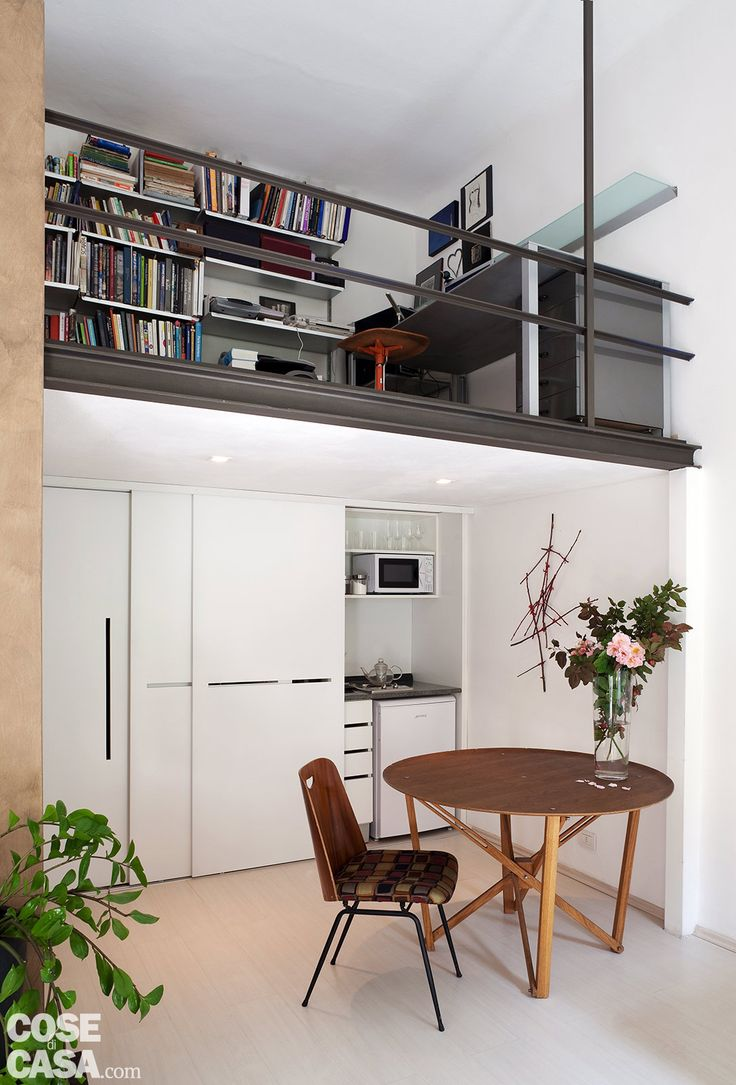 39 best Case Fino a 50 mq images on Pinterest | Small spaces ...