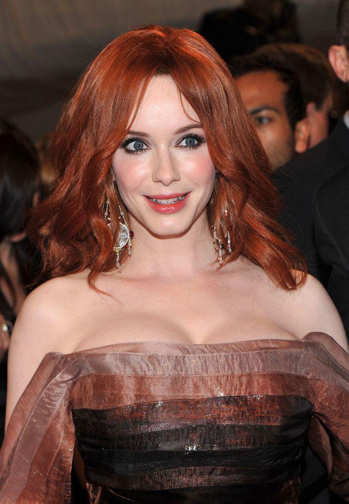 Remarkable, rather redhead christina hendricks