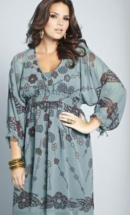 Zandra Rhodes launches her new plus size collection at Simply Be