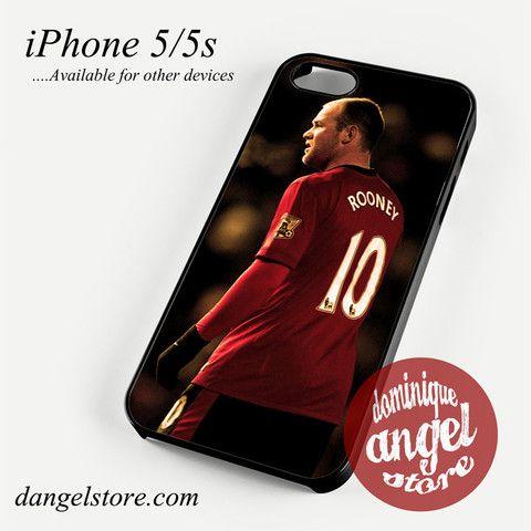 wayne rooney 10 Phone case for iPhone 4/4s/5/5c/5s/6/6s/6 plus