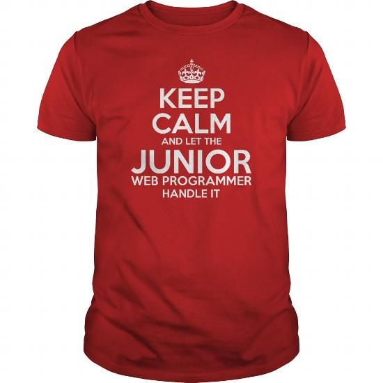 Awesome Tee For Junior Web Programmer T Shirts, Hoodies. Get it now ==► https://www.sunfrog.com/LifeStyle/Awesome-Tee-For-Junior-Web-Programmer-Red-Guys.html?57074 $22.99