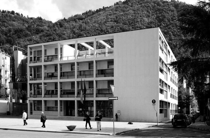 Clásicos+de+Arquitectura:+Casa+del+Fascio+/+Giuseppe+Terragni