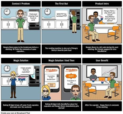 Storyboard That: The World's Best FREE Online Storyboard Creator   Tools for Teachers & Learners   Scoop.it