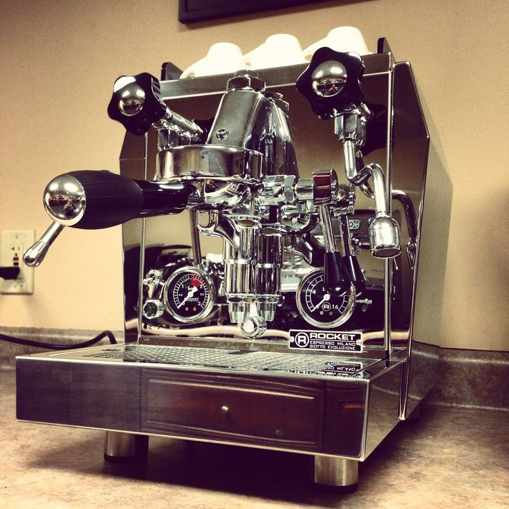 Rocket Giotto Evoluzione V2. Https://www.chriscoffee.com/Rocket. Coffee  MachinesEspresso ...