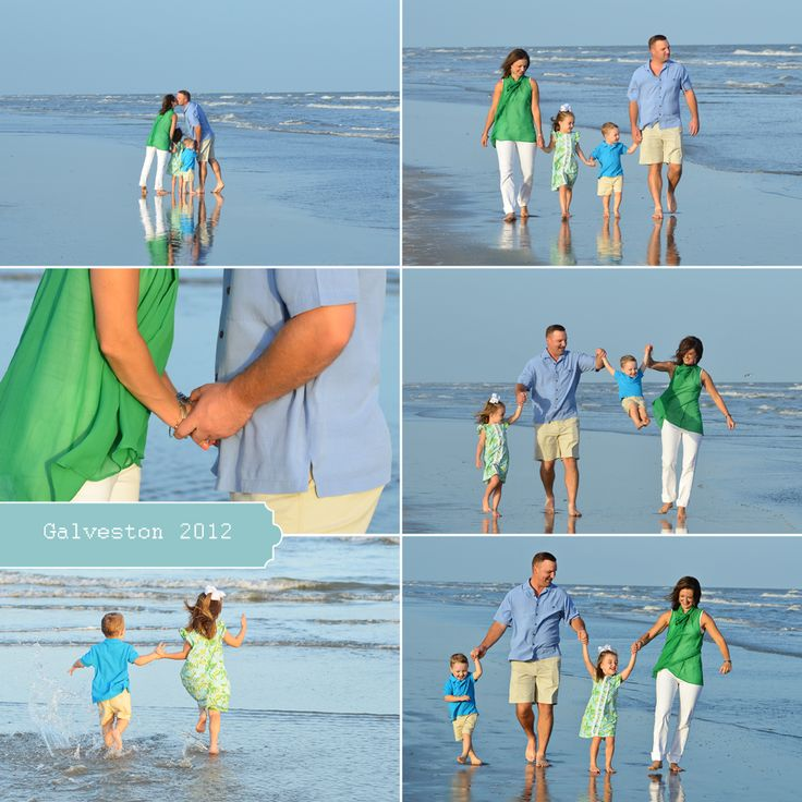 Family Pictures In The Beach: 32 Best Images About What To Wear