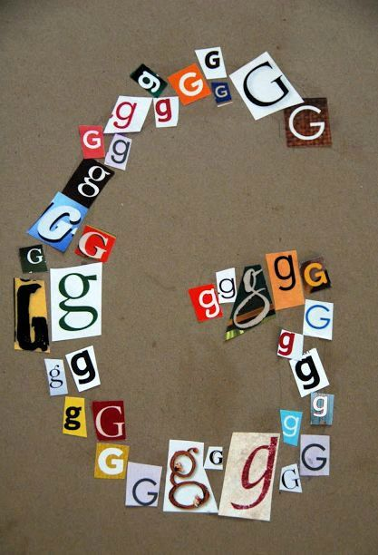 Make a Letter with Letters for Letter Recognition