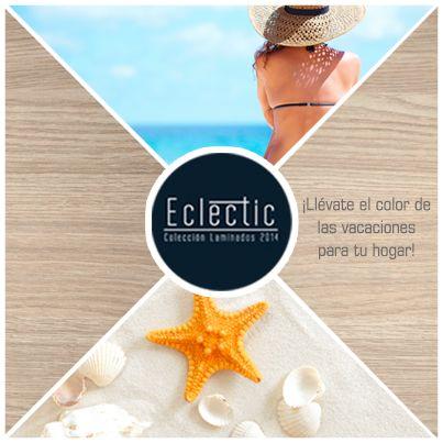 """Eclectic"" Colección Tablemac 2014, tablemac.co/... #Diseño #Colores #Color #habitacion #Diseñodeinteriores #tendencias #mobiliario #arquitectura"