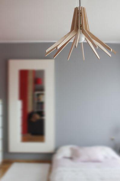 lampa wisząca drewniana COPO - drewniana w SEAN lamps na DaWanda.com