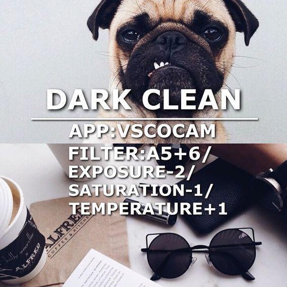 Como deixar o feed do Instagram- VSCO CAM filtros
