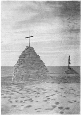 The Snow Tomb of Captain Robert Falcon Scott | Atlas Obscura