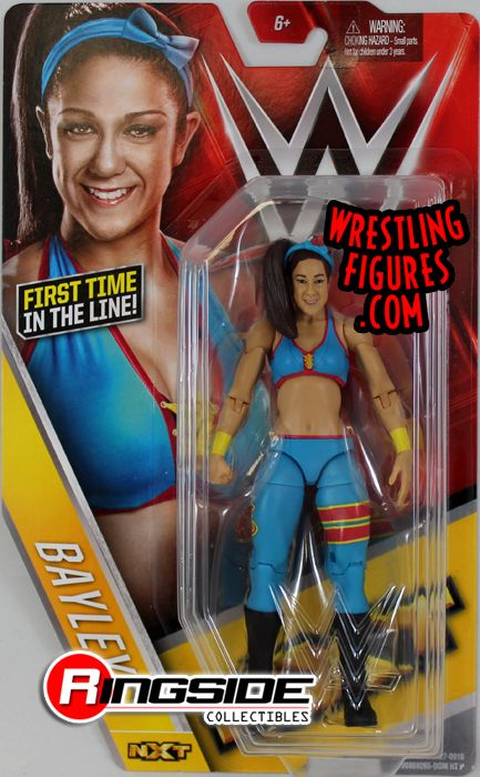 Bayley - WWE Series 58 WWE Toy Wrestling Action Figure by Mattel!