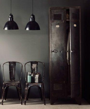 = lights and locker