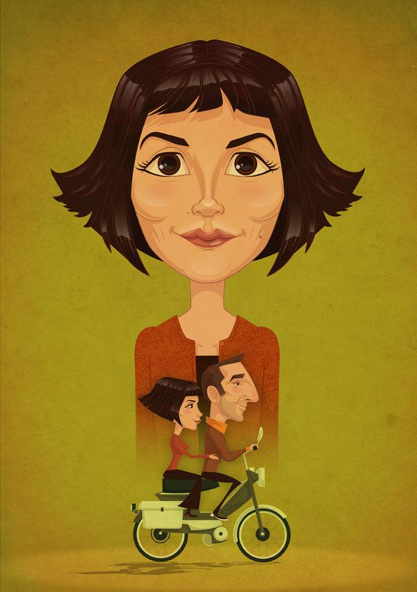 Amelie by jamesgilleard.deviantart.com on #deviantART