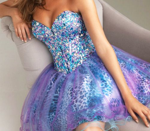 beautiful glitter dress