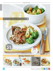 Check out this recipe for Minted lamb chops & Jersey Royals from Co-op Food magazine May/June 2016