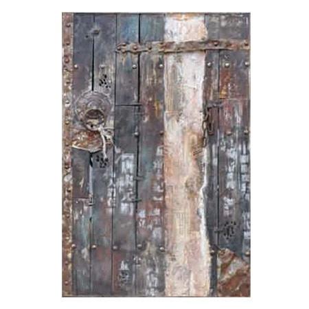 Moe's Home Collection Doors Wall Art