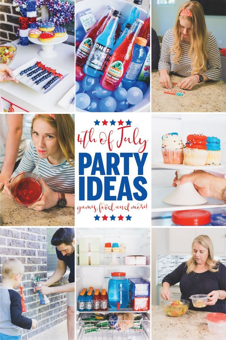 4th Of July Party Planning Guide Games Food More 4th Of July Party 4th Of July Games July Party