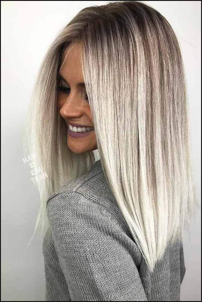 18 Inspiring Long Bob Hairstyle Ideas Frisur Haar Und Haarfarbe