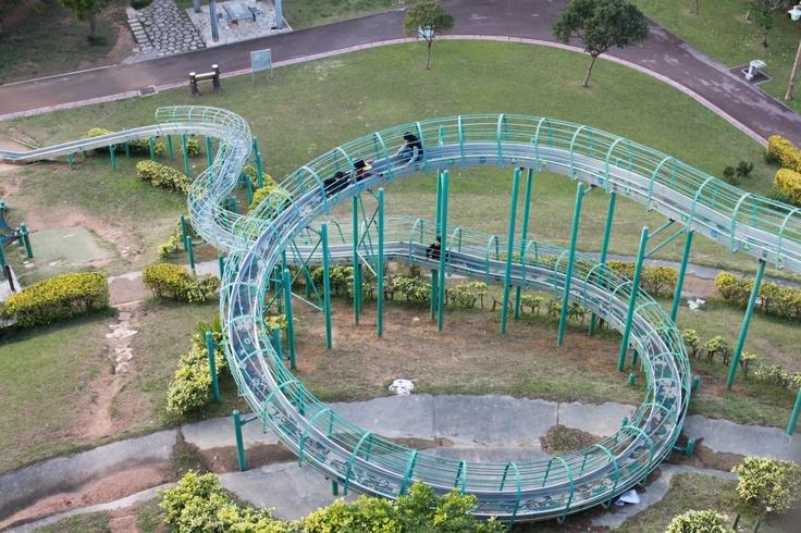 roller slides in okinawa