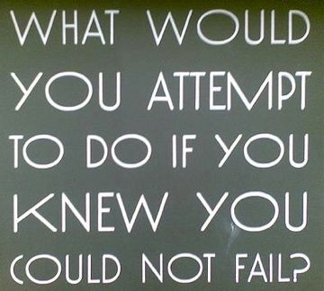 http://ayellowjournal.blogspot.com/2012/04/fear-of-failure-by-doris-hullett.html   Overcome Fear of Failure once & for all!