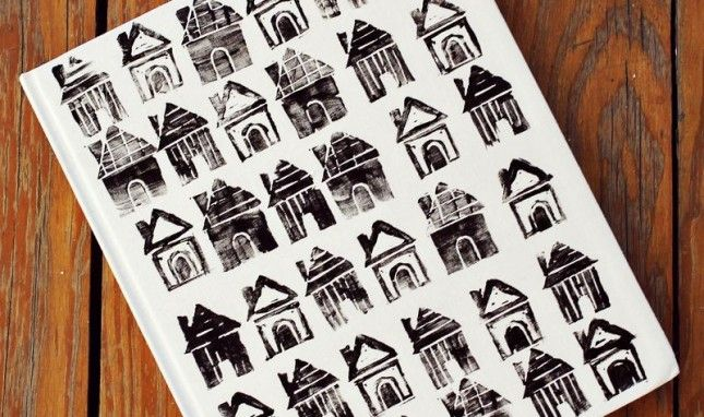 DIY Stamps for Homemade Housewarming Gifts