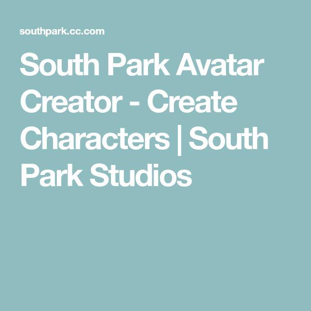 South Park Avatar Creator - Create Characters | South Park Studios