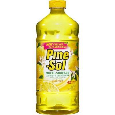 Pine Sol Lemon Fresh, 60 Fl Oz : Target
