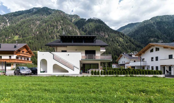 Costruiamo case in legno per passione casa residenz for Casa design bolzano