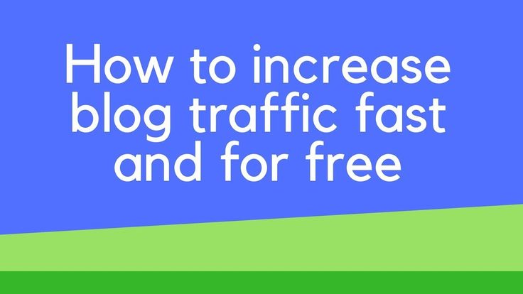 How to increase blog traffic fast and for free - seo for beginners tutorial How to increase blog traffic - seo for beginners tutorial.  If you looking for a web host and want to support me here is my bluehost affiliate link: http://ift.tt/2BcqvNb  In this video I take you through all my tips to increase blog traffic from 2017 to 2018. These methods stand the test of time and are relevant in 2017 and 2018 and should be beyond that. Just by tweaking a few simple things on your content you can…