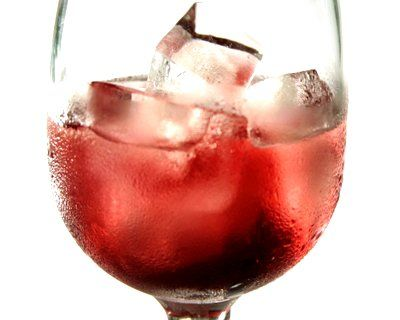 Tips for surviving the silly season: Stay well hydrated. Drink water between alcoholic beverages and try adding ice to your glass of wine.