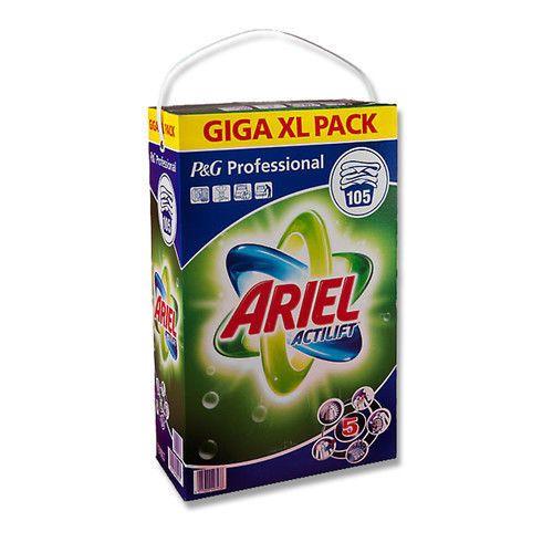 Ariel Actilift XL Waschpulver 8,4kg 105 WL (0,24 / WL bzw. 2,98 / kg) NEU