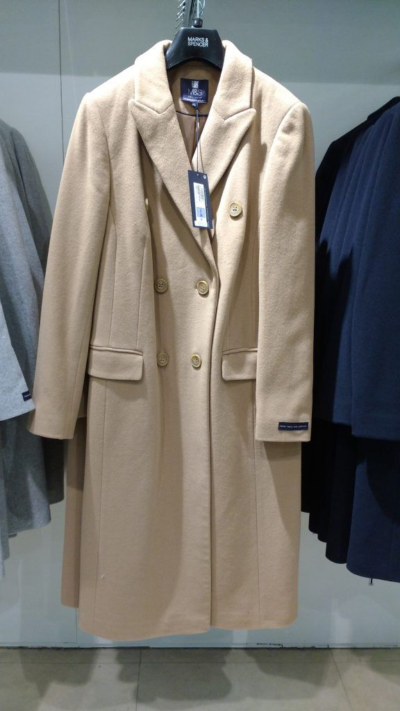 €225 – Women's Coat – Marks