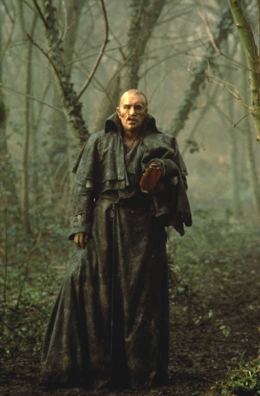 Robert De Niro as The Creature in Mary Shelley's Frankenstein.  The best film adaptation...