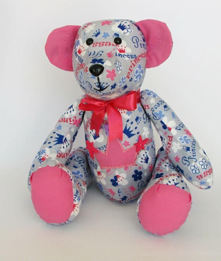 #68 Princess i-Bear  #TeddieBears #Teddy #Bears