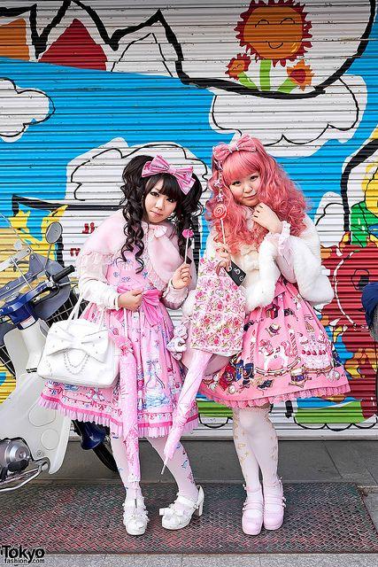 """Fruity Pebbles""  (Lolitas japonesas)"
