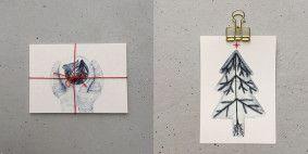 Send with fox, Pohlednice, postcard, illustration, graphic design, Zdroj: facebook.com/sendwithfox #design #czechdesign