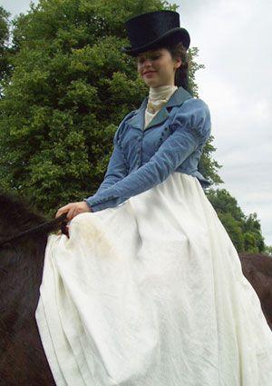 The 25+ best Riding habit ideas on Pinterest | Victorian fashion ...